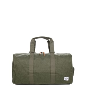 Herschel Sac de voyage Novel Mid-Volume 53 cm olive night crosshatch/olive night vente