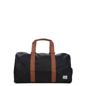 Herschel Sac de voyage Novel Mid-Volume 53 cm black/saddle brown vente