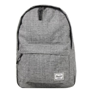 Black Friday 2020 | Herschel Sac à dos Classic Mid-Volume raven crosshatch vente