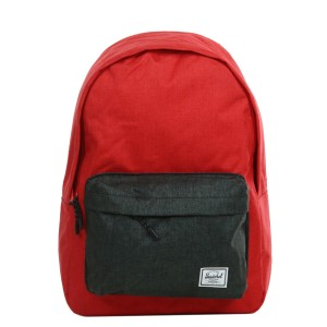 Black Friday 2020 | Herschel Sac à dos Classic barbados cherry crosshatch/black crosshatch vente