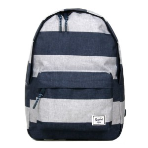 Black Friday 2020 | Herschel Sac à dos Classic boarder stripe vente