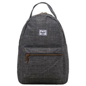 Black Friday 2020 | Herschel Sac à dos Nova X-Small raven crosshatch vente