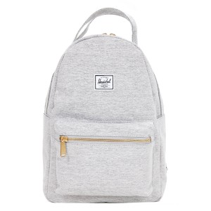 Herschel Sac à dos Nova X-Small light grey crosshatch vente