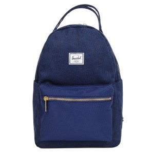 Black Friday 2020 | Herschel Sac à dos Nova X-Small medievel blue crosshatch/medievel blue vente
