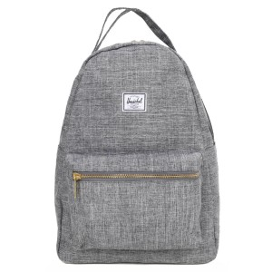 Black Friday 2020 | Herschel Sac à dos Nova Mid-Volume raven crosshatch vente