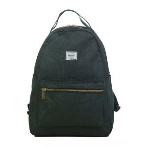 Black Friday 2020 | Herschel Sac à dos Nova Mid-Volume black crosshatch vente