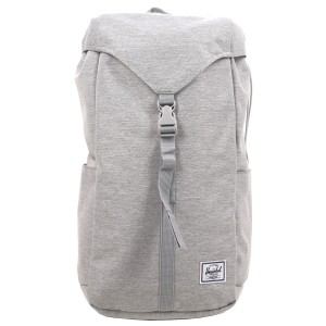 Vacances Noel 2019 | Herschel Sac à dos Thompson light grey crosshatch vente