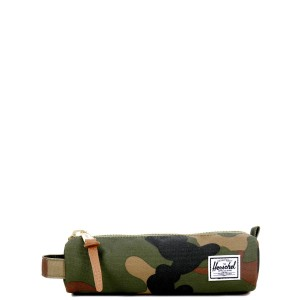 Herschel Trousse Settlement Case X-Small woodland camo vente