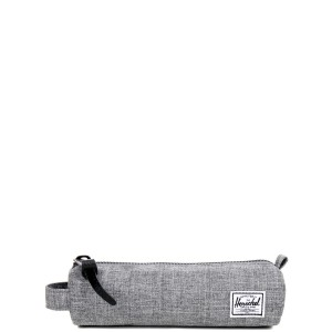 Herschel Trousse Settlement Case X-Small raven crosshatch vente