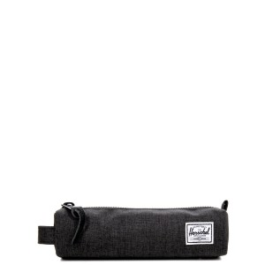Vacances Noel 2019 | Herschel Trousse Settlement Case X-Small black crosshatch vente