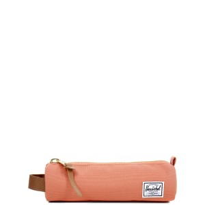 Herschel Trousse Settlement Case X-Small apricot brandy/saddle brown vente