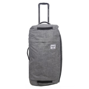 Black Friday 2020 | Herschel Sac de voyage Wheelie Outfitter 74 cm raven crosshatch vente