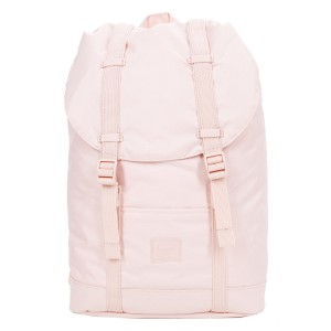 Vacances Noel 2019 | Herschel Sac à dos Retreat Mid-Volume Light cameo rose vente