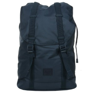 Herschel Sac à dos Retreat Mid-Volume Light navy vente