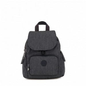 Vacances Noel 2019 | Kipling Small backpack Active Denim pas cher