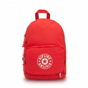 Black Friday 2020 | Kipling Sac Cabas avec Sangle Détachable Active Red NC pas cher