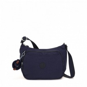 Kipling Sac à Main Imprimé avec Sangle Extensible Active Blue pas cher