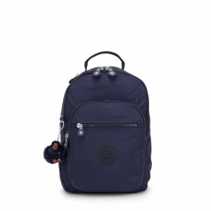 Black Friday 2020 | Kipling Sac à dos avec compartiment pour tablette Active Blue pas cher