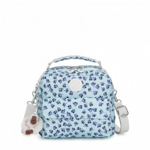 Vacances Noel 2019 | Kipling Small handbag (convertible to backpack) Brltbdblue pas cher