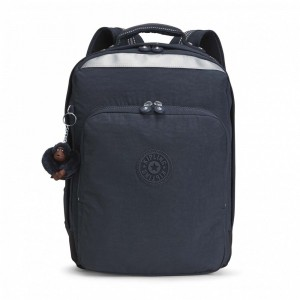 [Black Friday 2019] Kipling Grand Sac à Dos Avec Protection Pour Ordinateur Portable True Navy pas cher