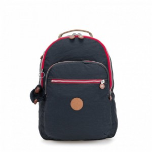[Black Friday 2019] Kipling Grand Sac à Dos Avec Protection Pour Ordinateur Portable True Navy C pas cher
