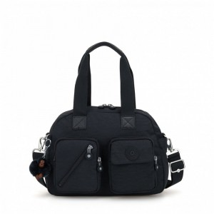 [Black Friday 2019] Kipling Medium shoulderbag (with removable shoulderstrap) True Navy pas cher