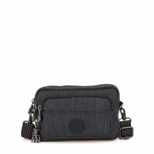 Black Friday 2020 | Kipling Small crossbody Active Denim pas cher