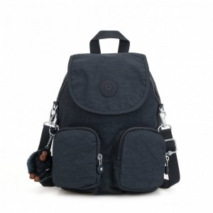 Black Friday 2020 | Kipling Petit sac à dos transformable en sac à bandoulière True Navy pas cher