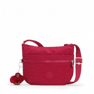 Black Friday 2020 | Kipling Petit Sac Bandoulière Radiant Red C pas cher