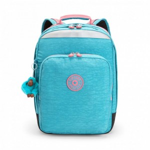 Black Friday 2020 | Kipling Grand Sac à Dos Avec Protection Pour Ordinateur Portable Bright Aqua C pas cher