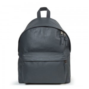 Eastpak Padded Pak'r® Steel Leather livraison gratuite