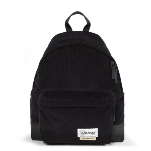 [Black Friday 2019] Eastpak Padded Pak'r® Cordsduroy Black livraison gratuite