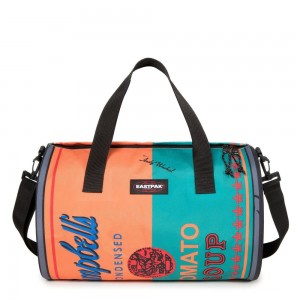 Eastpak Duffel Can Andy Warhol Carrot Placed livraison gratuite