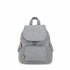 Black Friday 2020 | Kipling Small backpack Cool Denim pas cher
