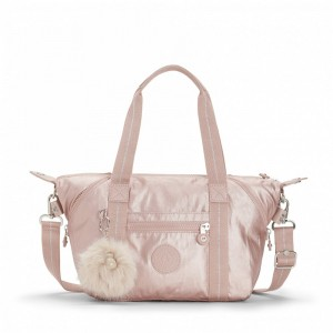 [Black Friday 2019] Kipling Sac à Main Metallic Blush pas cher