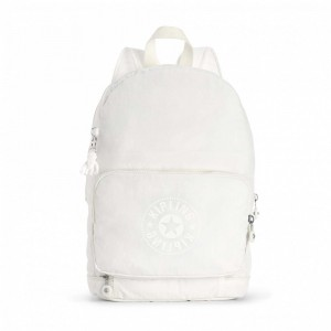 [Black Friday 2019] Kipling Sac Cabas avec Sangle Détachable Lively White pas cher