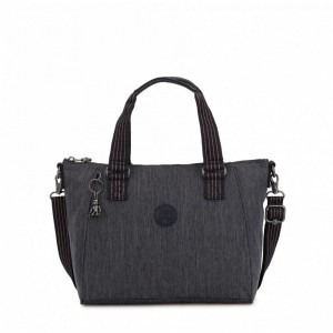 Black Friday 2020 | Kipling Medium handbag (with removable shoulderstrap) Active Denim pas cher