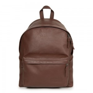 [Black Friday 2019] Eastpak Padded Pak'r® Chestnut Leather livraison gratuite