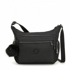 [Black Friday 2019] Kipling Sac épaule Medium Avec Bretelle Ajustable True Dazz Black pas cher