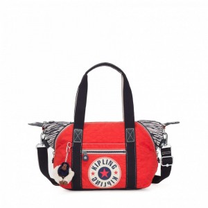 Black Friday 2020 | Kipling Sac à Main Active Red Bl pas cher