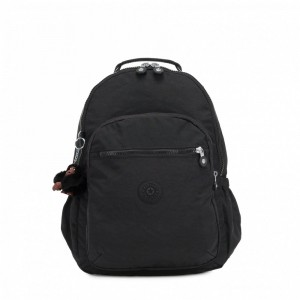 [Black Friday 2019] Kipling Grand Sac à Dos avec Protection pour Ordinateur Portable True Black pas cher