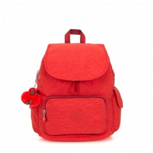 [Black Friday 2019] Kipling Petit Sac à Dos Active Red pas cher