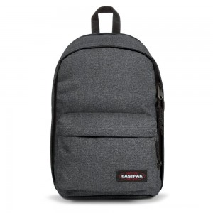 Eastpak Back To Work Black Denim livraison gratuite