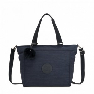 Black Friday 2020 | Kipling Large tote True Dazz Navy pas cher