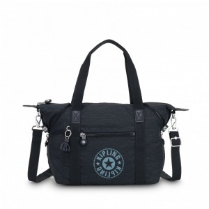 Black Friday 2020 | Kipling Sac Cabas avec Sangle Détachable Lively Navy pas cher