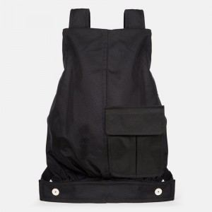 Eastpak Raf Simons Coat Bag Black Structured livraison gratuite
