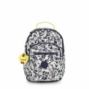 Black Friday 2020 | Kipling Petit Sac à Dos Scribble Fun Bl pas cher
