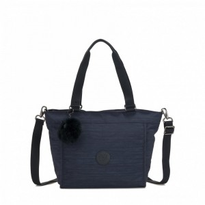 Black Friday 2020 | Kipling Small tote True Dazz Navy pas cher