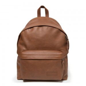 Eastpak Padded Pak'r® Brownie Leather livraison gratuite