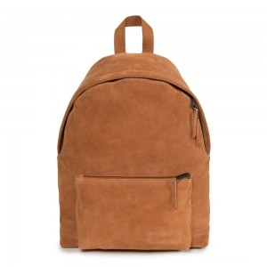 [Black Friday 2019] Eastpak Padded Sleek'r Suede Rust livraison gratuite